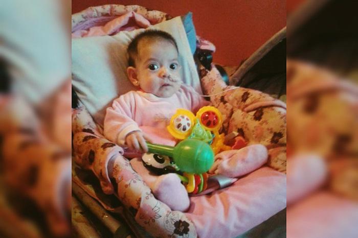 Operaron con éxito a la beba que requirió ayuda de la comunidad