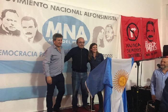 El dirigente casinero Roberto Páez será precandidato a concejal