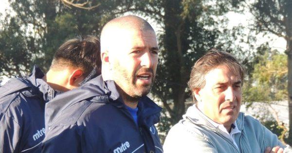 Alvarado: Mauricio Giganti ya se puso el buzo de entrenador