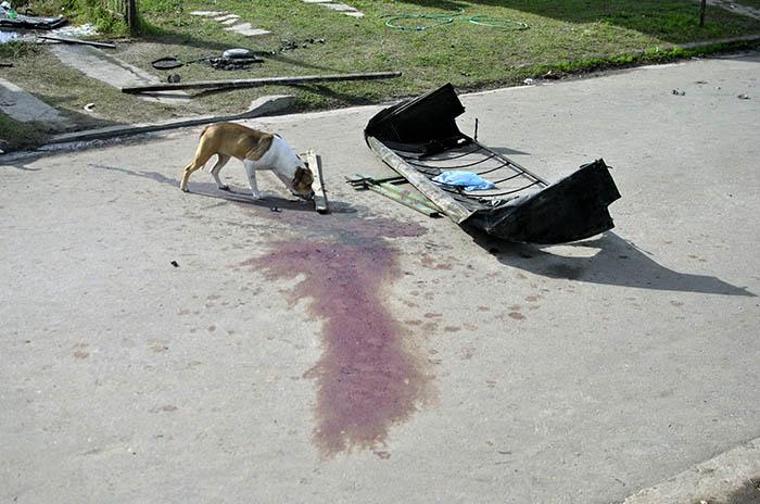 El Martillo: relatos de una noche de terror y violencia