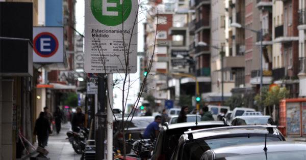 Estacionamiento medido: en una semana, más de 20 mil descargas