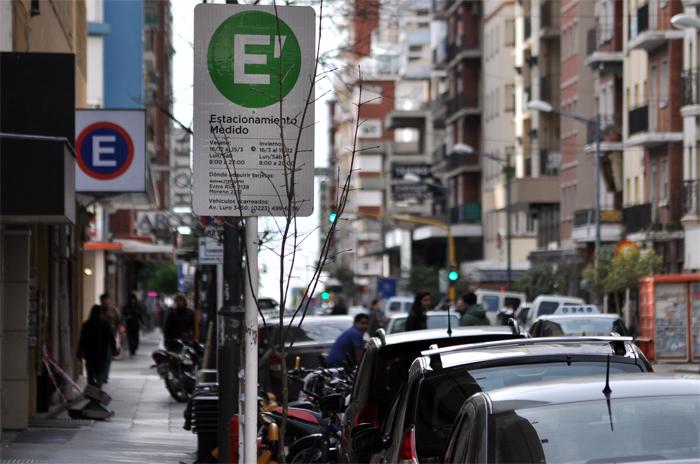 Desde este martes, aumenta el costo del estacionamiento medido