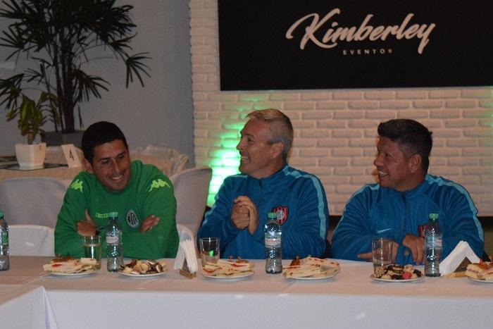 Fernando Kuyumchoglu brindó una charla en Kimberley