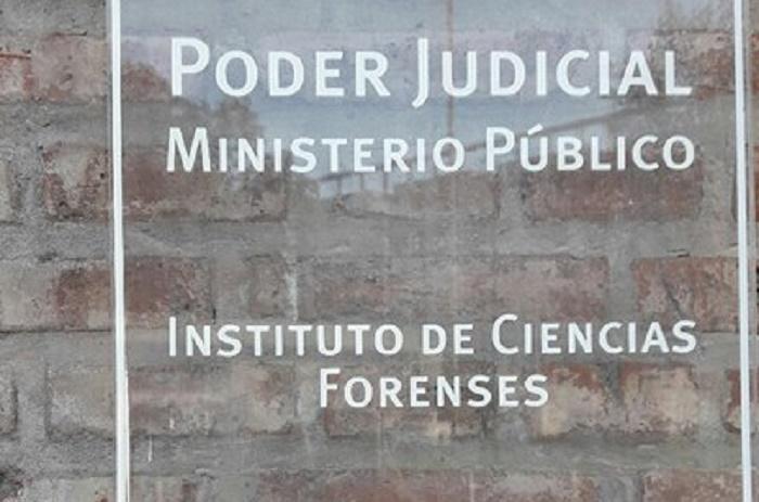Forense Lucía Pérez