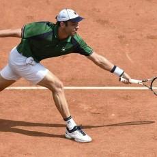 Debut y victoria de Horacio Zeballos en Roland Garros