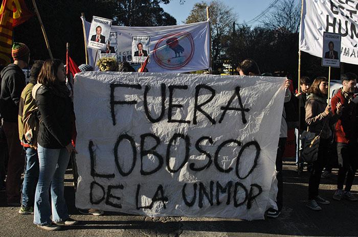 Más protestas en la Universidad por las denuncias de acoso