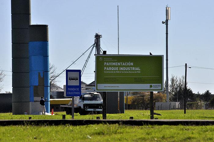 Parque Industrial: por conflicto salarial, bloquearon accesos a fábricas