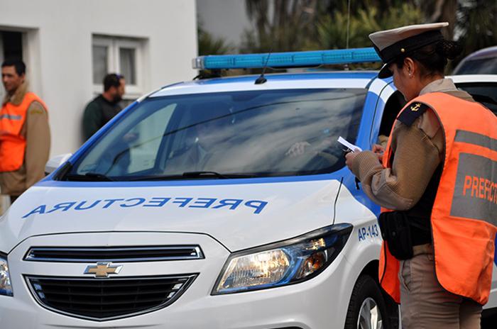 Intentó robar un galpón en Avellaneda y Jara y fue detenido