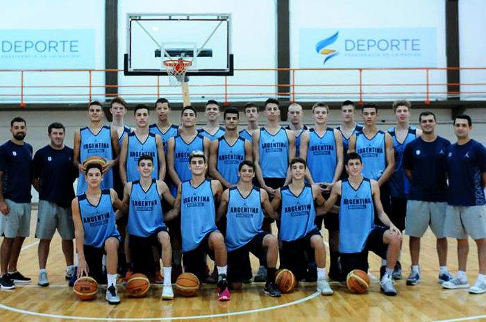Básquet: un marplatense a la preselección argentina U17