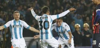 Reviví el segundo gol de Santiago Rosales en Racing