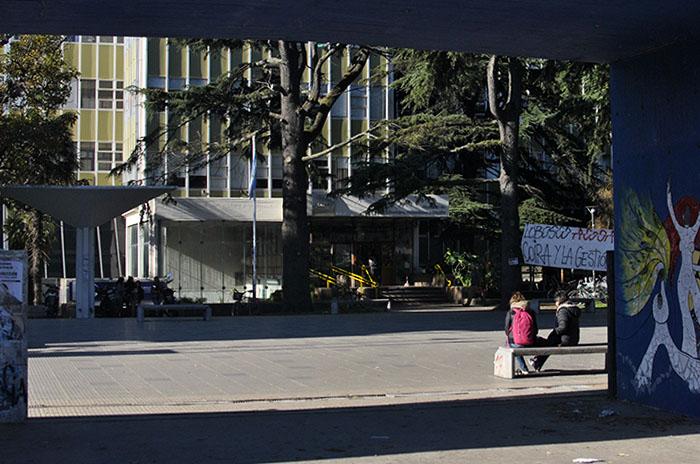 Primeras ingresantes por cupo laboral trans a la Universidad