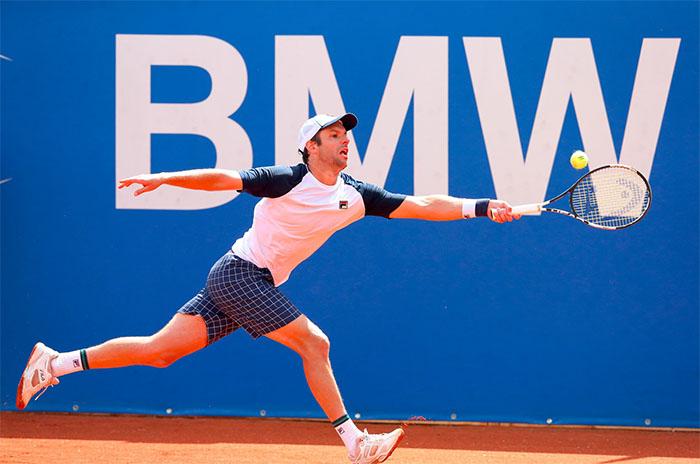 Horacio Zeballos venció al último campeón en Múnich