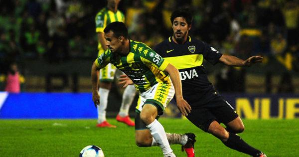 Boca no dejó dudas y goleó a Aldosivi por 4 a 0