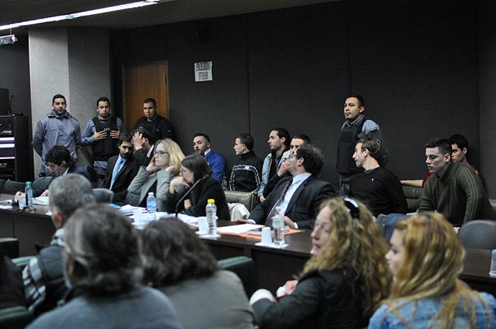 """Neonazis, a juicio en marzo: """"Se trató de un accionar organizado"""""""
