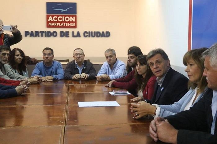 "AM rechaza el ""oportunismo"" de la interna que impulsa Bonifatti"