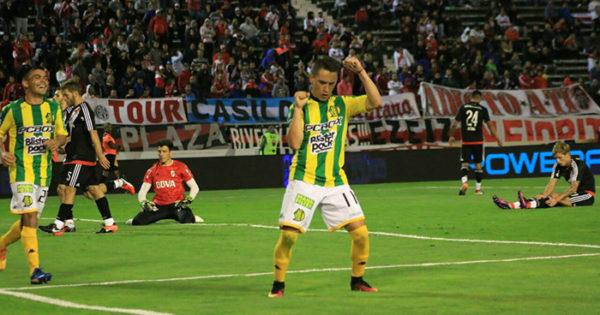 Neri Bandiera fue presentado oficialmente en Belgrano