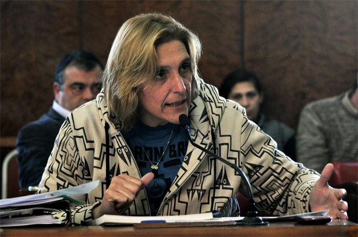 Baragiola, la elegida pese a las diferencias dentro de Cambiemos