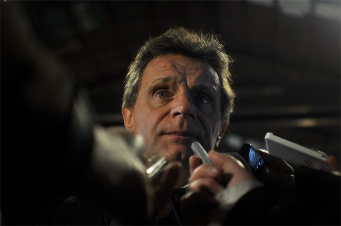 Gustavo Pulti confirmó que será candidato a intendente