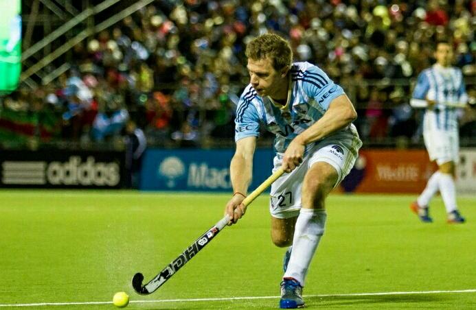 Hockey: clínica de Lucas Rossi en el Náutico