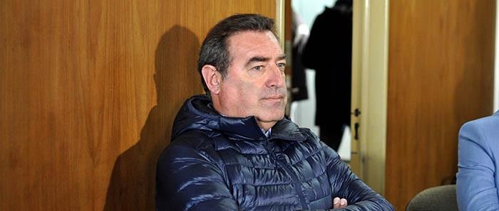 Lalo Ramos: presentaron el acuerdo de juicio abreviado ante el juez