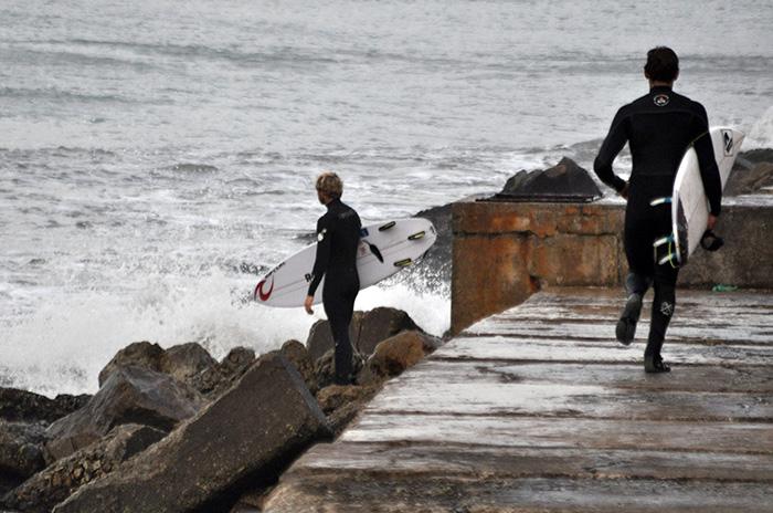 Surf: uno por uno, los argentinos clasificados a Lima 2019