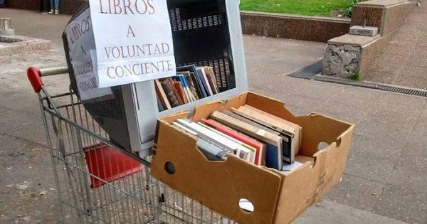 """Libros a """"voluntad consciente"""" del lector"""