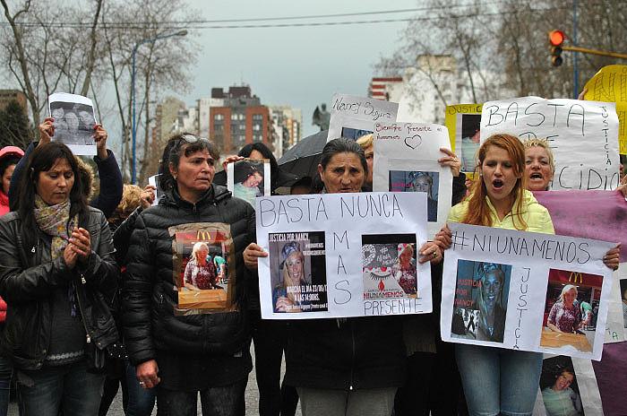 """Femicidio de Nancy Segura: """"Queremos que no quede impune"""""""