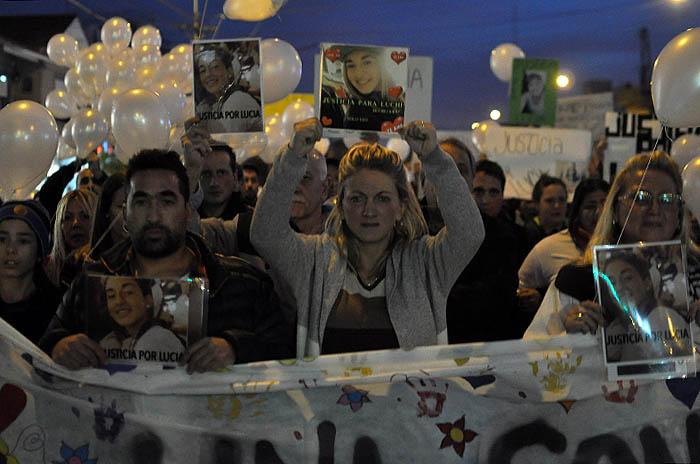 """Caso Bernaola: una marcha y un solo pedido, """"una justicia justa"""""""