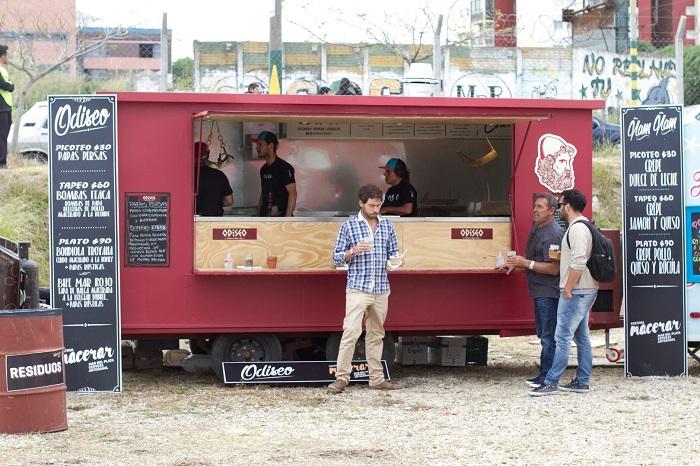 Macerar food truck