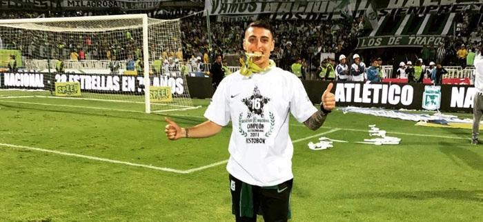 Mariano Vázquez gritó campeón en Colombia