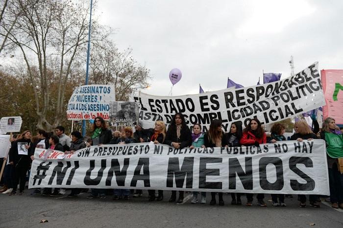 Mujeres: menos fondos contra la violencia; más casos y denuncias