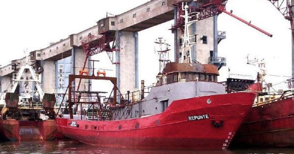 Encontraron muerto a otro tripulante del buque Repunte