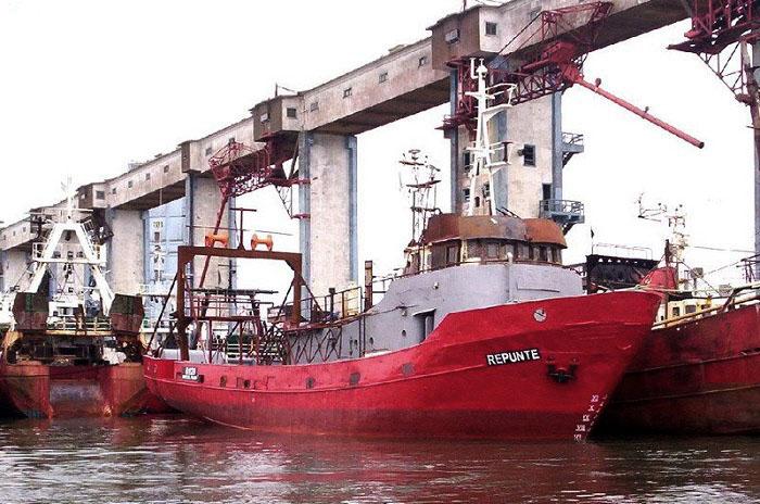 Buque Repunte: 9 de los 12 tripulantes siguen desaparecidos
