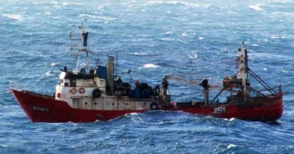 Hundimiento del Repunte: hallan a un tercer tripulante muerto