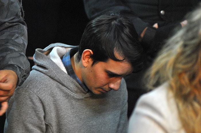 Caso Mendiola: diez años de prisión para Lucas Carnero