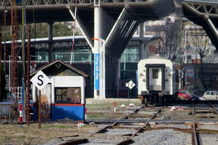 Por un proyecto de Arroyo, Miramar teme no recuperar el tren