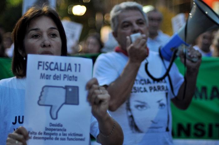 Yésica Parra: una causa, cuatro años, nulidades y sobreseimientos