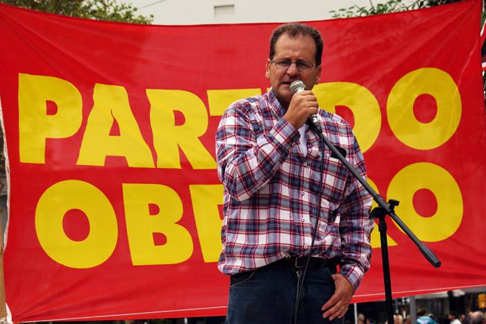 El histórico Alejandro Martínez encabeza el Frente de Izquierda