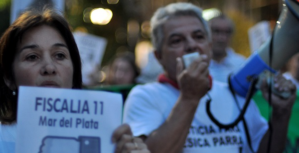 Caso Yésica Parra: revocan la probation de Julián Materia