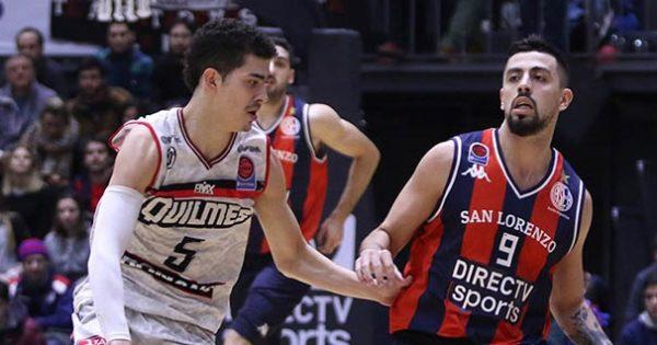 Súper 20: Quilmes busca tomarse revancha ante San Lorenzo