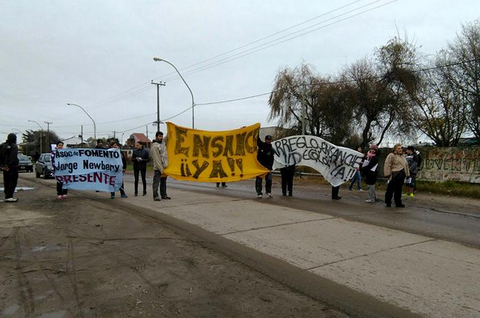 Piden ensanchar avenida Colón tras la muerte de un motociclista