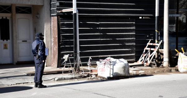 Morir en la calle: el gobierno destaca que no fue por hipotermia