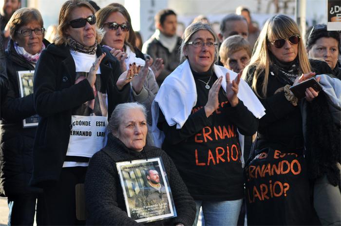 Desaparición de Lario: la familia recusa al fiscal de la causa