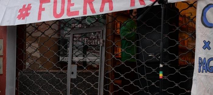 """""""Nosotros no fuimos"""", el mensaje del Municipio al Séptimo Fuego"""