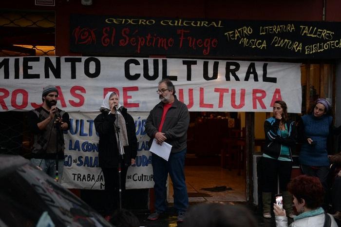 Séptimo Fuego: piden que el gobierno municipal intervenga