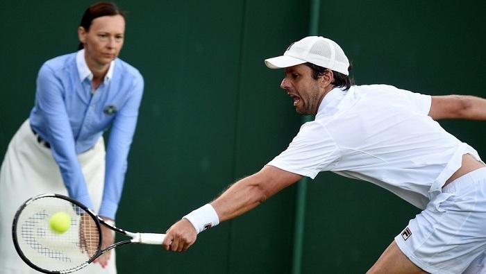 Wimbledon: Zeballos sólo sigue en dobles