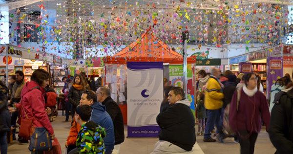 Arranca la 5ª edición de la Feria del Libro Infantil y Juvenil