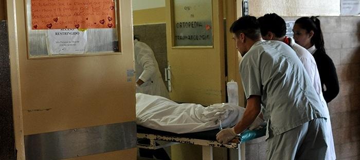 Crisis en salud: otro paro de 24 horas y una carpa sanitaria