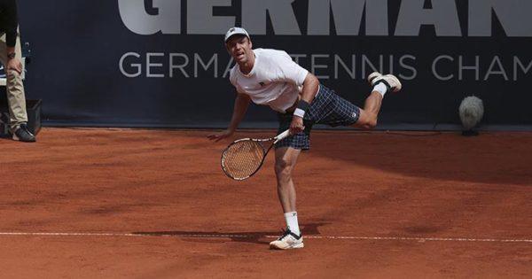 Zeballos y Peralta saltaron rápido a la semifinal de Hamburgo