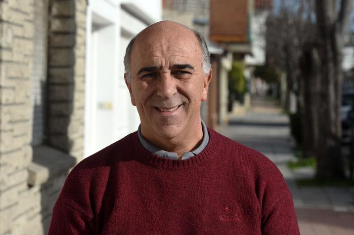 """Juan Rey: """"Compito para ganar todo, no para ganar la interna"""""""
